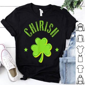 Original St Patricks Day Men Women Kids Chicago Chi-rish shirt