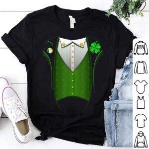 Pretty Funny Irish Leprechaun Costume Suit Tuxedo St. Patrick's Day shirt