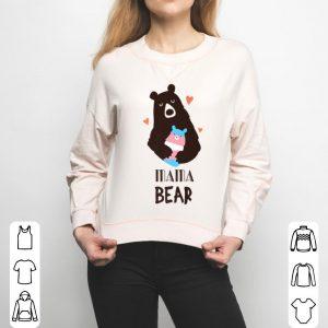 Pretty Transgender Mama Bear For Moms Of Trans Kids shirt