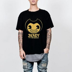 Bendyy and the Ink Machine shirt 1