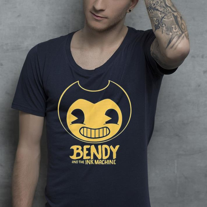 Bendyy and the Ink Machine shirt 4 - Bendyy and the Ink Machine shirt