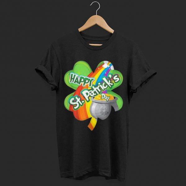 Happy Saint Patrick's Day & Cornucopia shirt