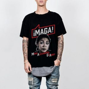 Imaga make Alexandria go way shirt