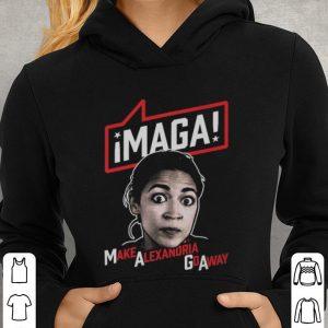 Imaga make Alexandria go way shirt 2
