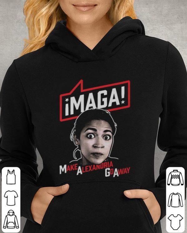 Imaga make Alexandria go way shirt