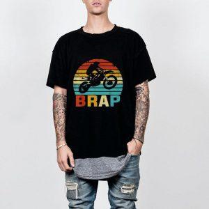 Vintage Braap Motocross shirt