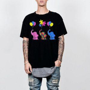 Autism Awareness Eelphant shirt 1
