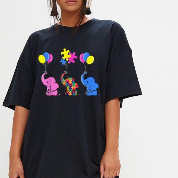 Autism Awareness Eelphant shirt