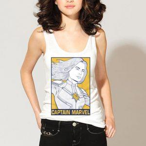 Avengers Endgame Captain Marvel Pop Art shirt 2
