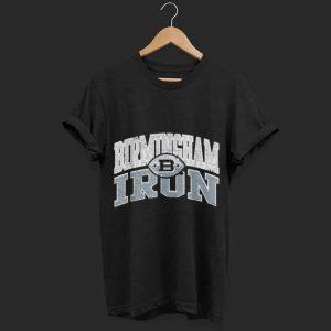 Birmingham Football Iron shirt