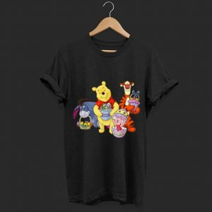 Disney Easter Winnie The Pooh shirt