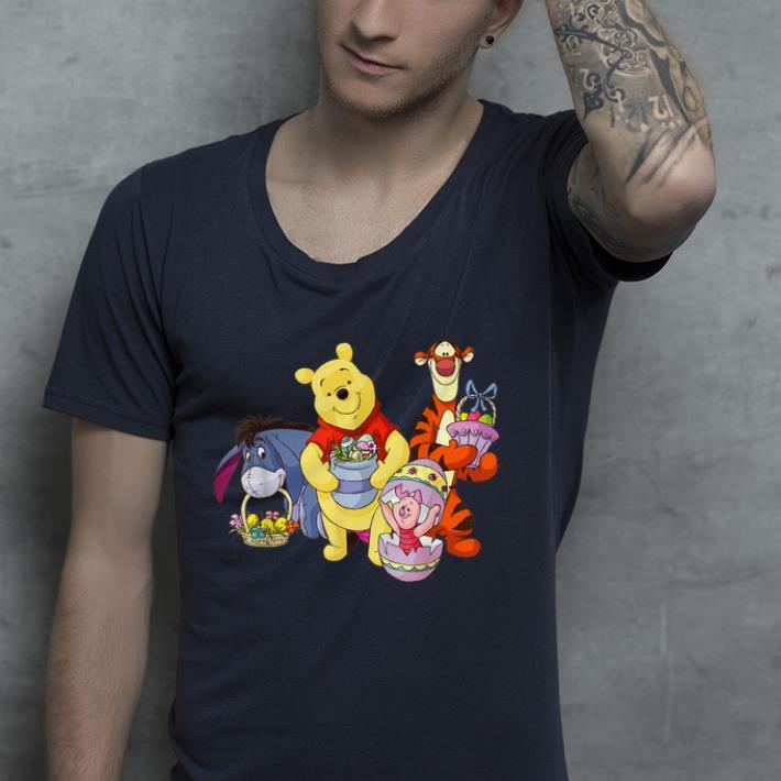 Disney Easter Winnie The Pooh shirt 4 - Disney Easter Winnie The Pooh shirt
