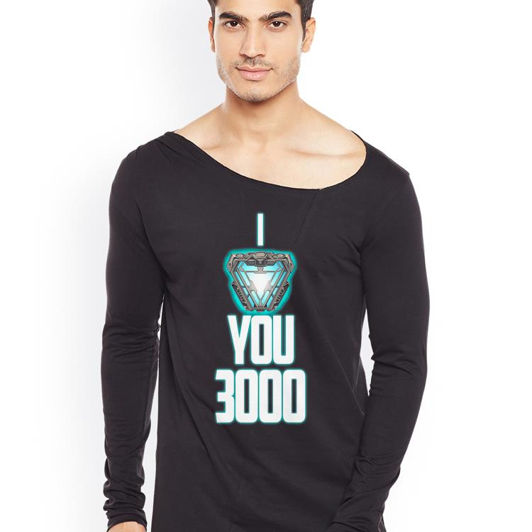 I Love You 3000 Dad And Daughter Arc Reactor shirt 4 - I Love You 3000 Dad And Daughter Arc Reactor shirt