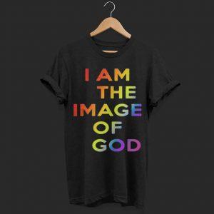 I am the image of god shirt