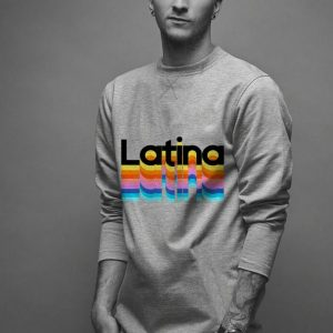 Latina Latinx Colorful Trendy 2019 shirt 1