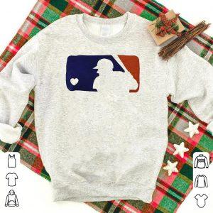 Live love baseball shirt