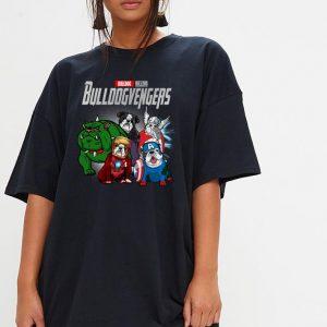 Marvel avenger Bull Dog shirt 2