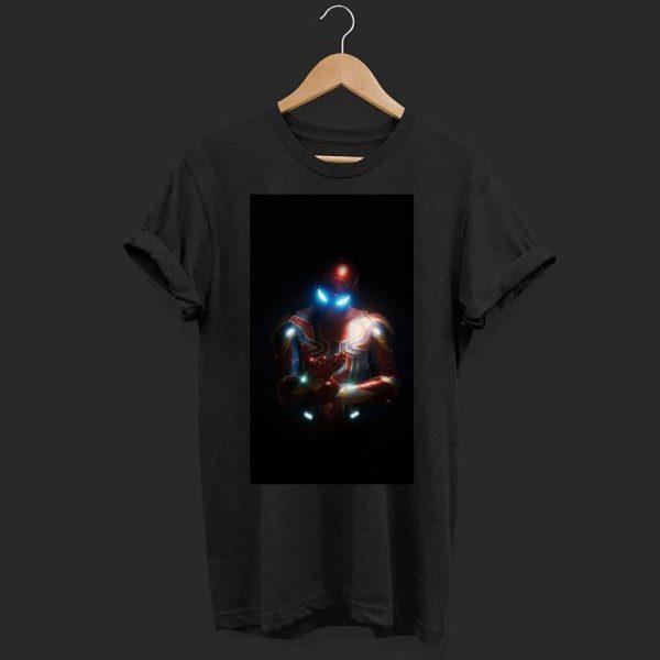 Marvel avenger Spider man shirt