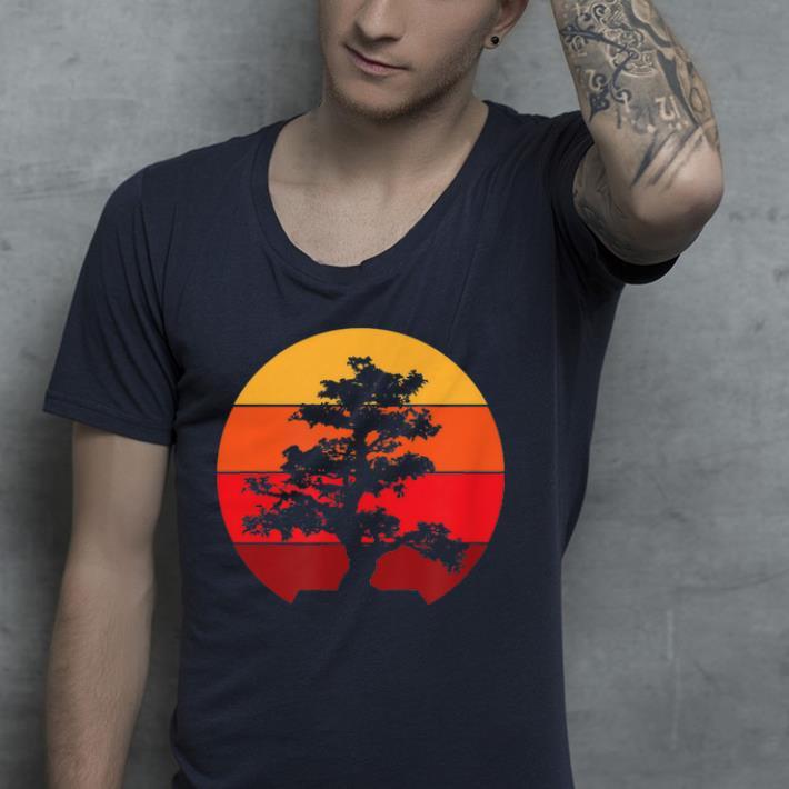 Pacific Ocean Beach Bonsai Tree Sun Retro Vintage shirt 4 - Pacific Ocean Beach Bonsai Tree Sun Retro Vintage shirt