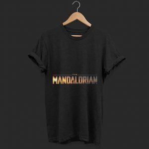 Star Wars The Mandalorian shirt