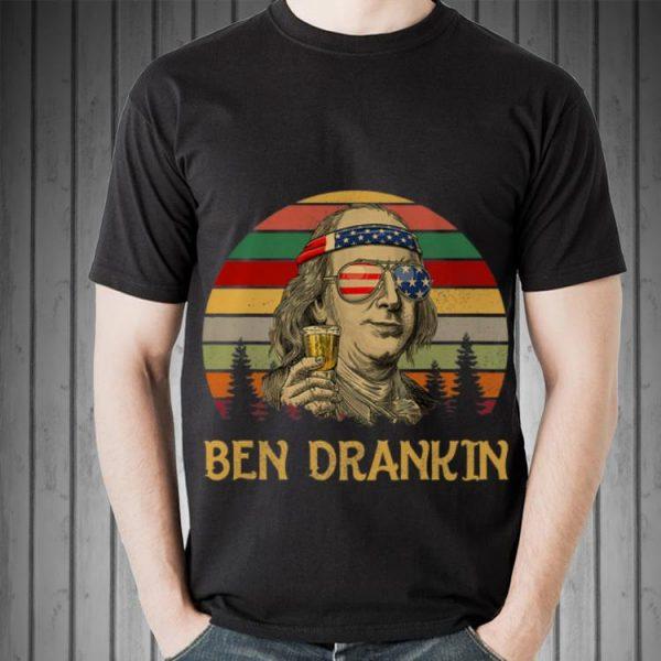Ben Drankin Vintage shirt