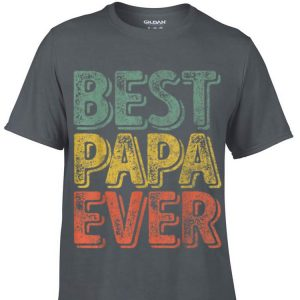 Best Papa Ever Fathers Day shirt