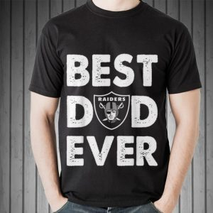 Best Raiders Dad Ever Father Day shirt 1