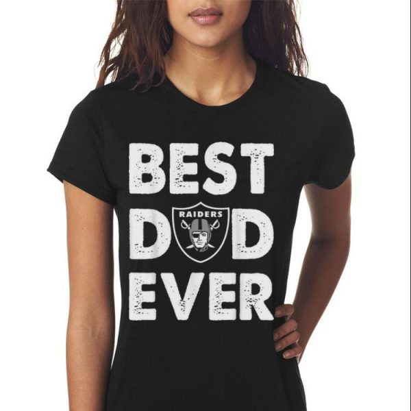 Best Raiders Dad Ever Father Day shirt