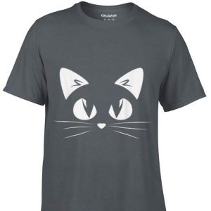 Cat Face Cool Kitten Casual shirt