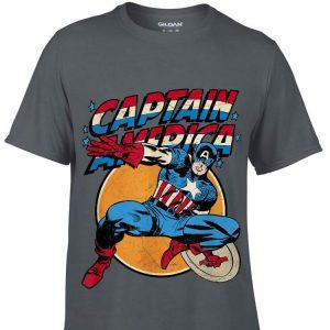 Marvel Captain America Avengers Shield shirt