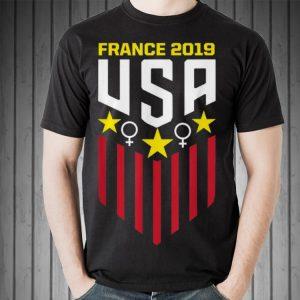 USA Soccer Jersey Womens Team 2019 Cup