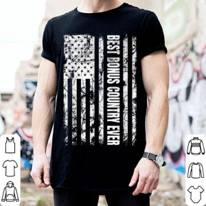 4th Of July American Flag For Migrant Populations shirt