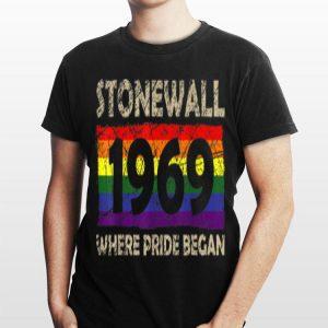 90's Stonewall Riots 50th Nyc Gay Pride Lbgtq Rights shirt