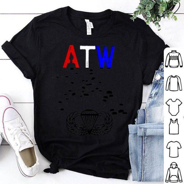 Airborne Jump Atw shirt
