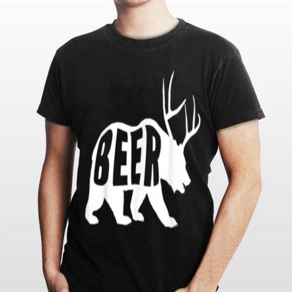Beer Deer Bear Sunny Boho shirt