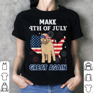 Brussels Griffon Make 4th Of July Great Again Dog shirt