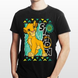 Disney Lion King Classic Simply Simba shirt