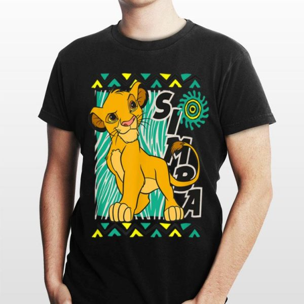 Disney Lion King Classic Simply Simba shirt