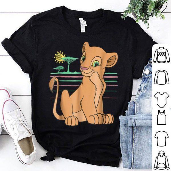 Disney The Lion King Young Nala 90s shirt
