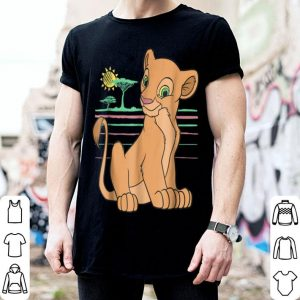 Disney The Lion King Young Nala 90s shirt