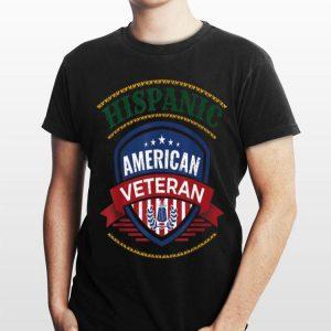Hispanic American Veteran shirt