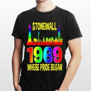 Pride Month Stonewall Riots LGBT shirt