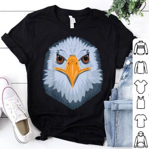 USA American Bald Eagle 4th of July Outfit Men Kids shirt