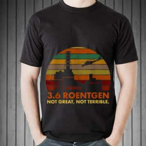 3.6 Roentgen Not Great Not Terible Vintage Sweater