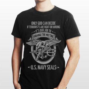 Antiterrorist Navy Seal shirt