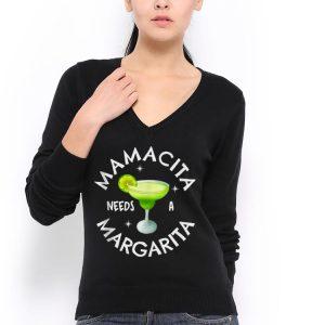 Awesome Mamacita Need A Margarita shirt 2