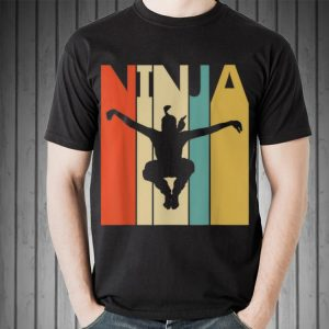 Awesome Vintage Japan Ninja Warrior shirt