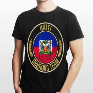 Beer Haiti Drinking Team Casual shirt