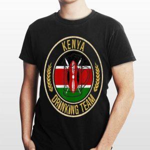Beer Kenya Drinking Team shirt
