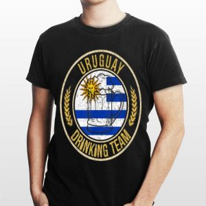 Beer Uruguay Drinking Team Casual shirt